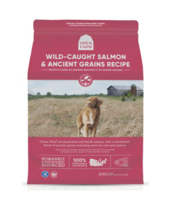 Open Farm Wild-Caught Salmon & Ancient Grains Recipe Dry Dog Food