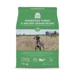 Open Farm Homestead Turkey & Ancient Grains Recipe Dry Dog Food