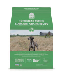 Open Farm Homestead Turkey & Ancient Grains Recipe Dry Dog Food