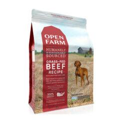 Open Farm Grain-Free Grass-Fed Beef Dry Dog Food