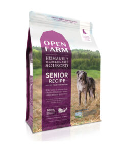 Open Farm Grain-Free Senior Dry Dog Food