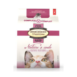 Oven-Baked Tradition Nature's Code Grain-Free Chicken Formula Dry Cat Food