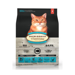 Oven-Baked Tradition Fish Formula Adult Dry Cat Food