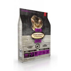 Oven-Baked Tradition Grain-Free Duck Formula Dry Cat Food