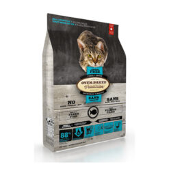 Oven-Baked Tradition Grain-Free Fish Formula Dry Cat Food