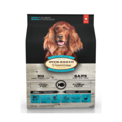 Oven-Baked Tradition Fish Formula Adult Dry Dog Food