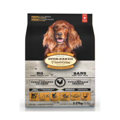 Oven-Baked Tradition Chicken Formula Senior Dry Dog Food