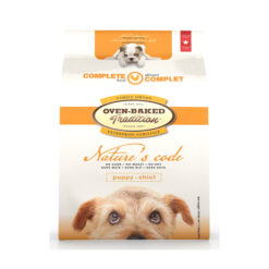 Oven-Baked Tradition Nature's Code Chicken Formula Puppy Dry Dog Food