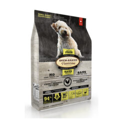 Oven-Baked Tradition Grain-Free Chicken Formula Small Breed Dry Dog Food