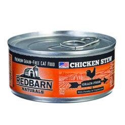 Redbarn Naturals Chicken Stew Grain-Free Canned Cat Food
