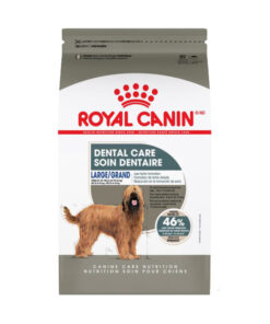 Royal Canin Dental Care Large Dog Food