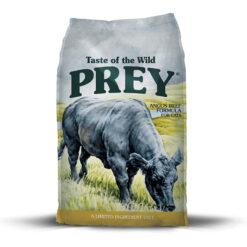 Taste of the Wild Prey Limited Ingredient Angus Beef Formula Dry Cat Food