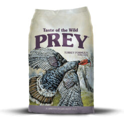 Taste of the Wild Prey Limited Ingredient Turkey Formula Dry Cat Food