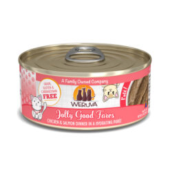 Weruva Pate Jolly Good Fares Chicken & Salmon Dinner Canned Cat Food