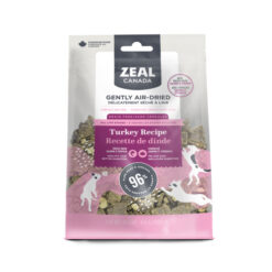 Zeal Canada Gently Air-Dried Turkey with Freeze-Dried Salmon & Pumpkin Dog Food