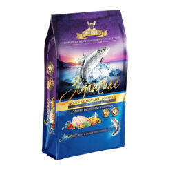 Zignature Trout & Salmon Meal Limited Ingredient Formula Small Bites Dry Dog Food