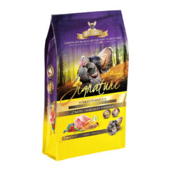 Zignature Turkey Limited Ingredient Formula Small Bites Dry Dog Food