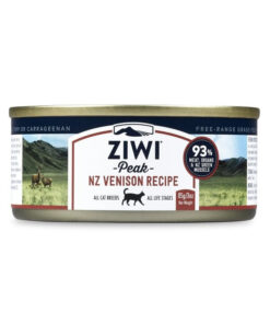 Ziwi Peak Venison Recipe Canned Cat Food