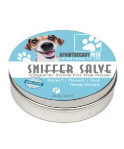 Apawthecary Hemp Oil Pet Sniffer Nose Salve Tin 60g
