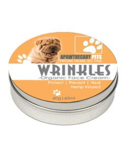 Apawthecary Hemp Oil Pet Wrinkles Cream Tin 60g