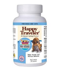 Ark Naturals Happy Traveler Dog & Cat Capsules