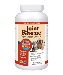Ark Naturals Joint Rescue Super Strength Chewables Dog & Cat Supplement