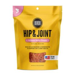 BIXBI Hip & Joint Salmon Jerky Grain-Free Dog Treats