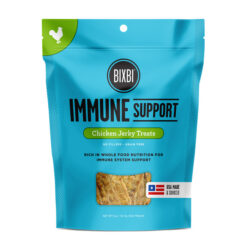 BIXBI Immune Support Chicken Jerky Dog Treats