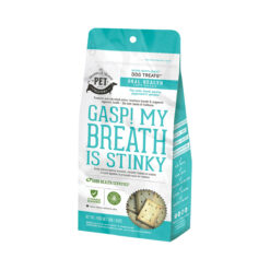 The Granville Island Pet Treatery – Gasp! My Breath is Stinky Dog Treats