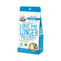 The Granville Island Pet Treatery - Love Me Longer (Boost My Immunity) Dog Treats