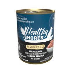 Healthy Shores Wild Salmon Grain Free Canned Dog Food