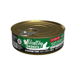 Healthy Shores Albacore Tuna Pate Grain Free Canned Cat Food