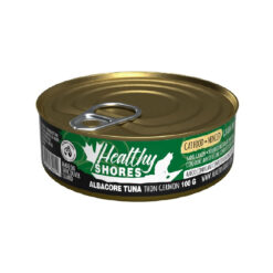 Healthy Shores Albacore Tuna Minced Grain Free Canned Cat Food