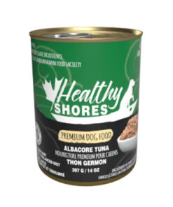 Healthy Shores Albacore Tuna Grain Free Canned Dog Food