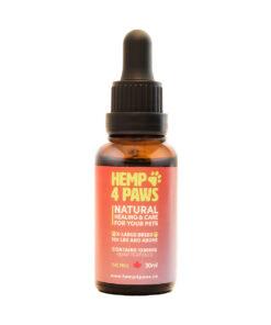 Hemp 4 Paws Hemp Seed Oil X-Large Breed