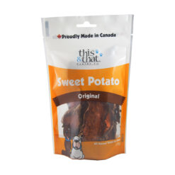 This & That Sweet Potato Original Dog Treats
