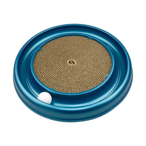 Turbo Scratcher With Ball & Scratch Pad Center