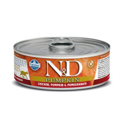 Farmina N&D Pumpkin Chicken, Pumpkin & Pomegranate Adult Canned Cat Food