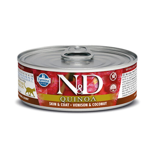Farmina N&D Quinoa Urinary Canned Cat Food