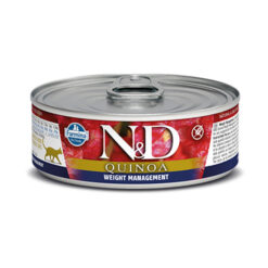 Farmina N&D Quinoa Weight Management Canned Cat Food