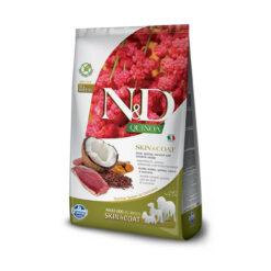 Farmina N&D Quinoa Skin & Coat Duck Adult Dry Dog Food