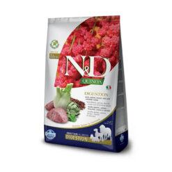 Farmina N&D Quinoa Digestion Lamb Adult Dry Dog Food
