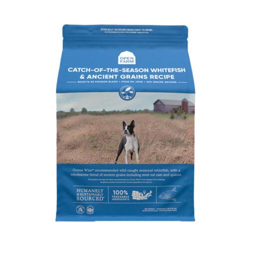 Open Farm Grain-Free Catch-of-the-Season Whitefish & Ancient Grain Dry Dog Food