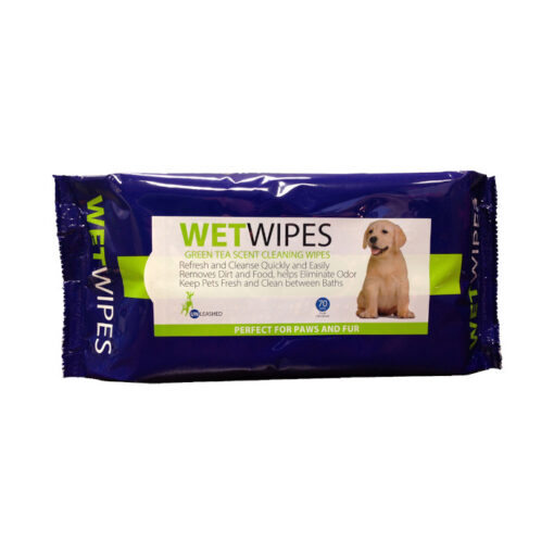 Unleashed Pet Wipes