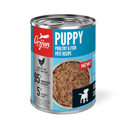 Orijen Poultry and Fish Pate Canned Puppy Food