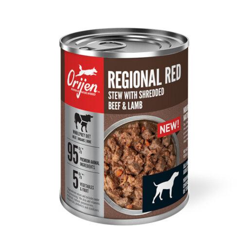 Orijen Regional Red Stew Canned Dog Food
