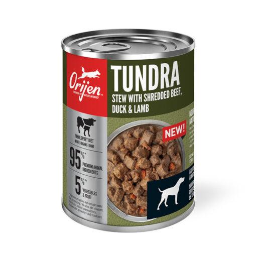 Orijen Tundra Stew Canned Dog Food